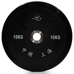 DHS 10 kg black rubber Training Bumpers