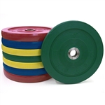 DHS 140 kg Training Bumper Set