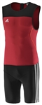 adidas WL CL Suit for men - red