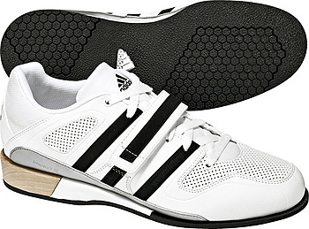 Adidas Squat Shoes White