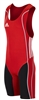 adidas W8 weightlifting suit  for men - university red/black/white