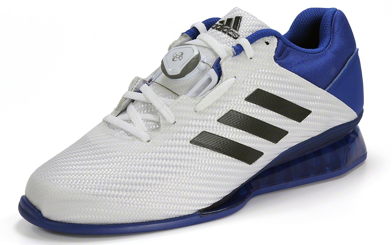 simpático Afilar traicionar  adidas LEISTUNG.16 II. Weightlifting Shoes model BA9172