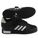adidas Power Perfect III weightlifting shoes black/white model BB6363