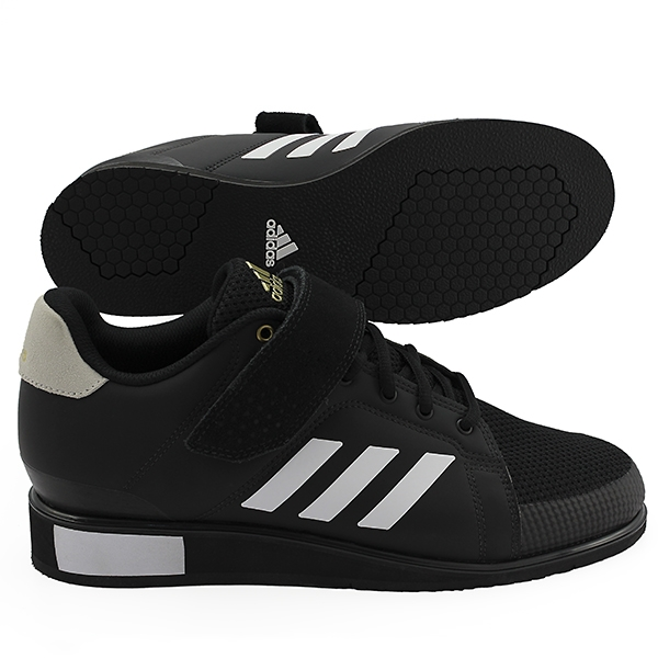 adidas Power Perfect III BlackWhite