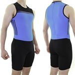 adidas CrazyPower Suit for men - blue/black