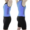 adidas CrazyPower Suit for women - blue/black