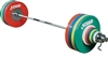 DHS competition weightlifting set for men