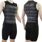 adidas CrazyPower Suit for men - black/raw steel