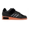 adidas Power Perfect III Black/Met Grey/Orange model EF2985