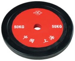 DHS 50 kg Training Bumpers