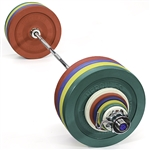 DHS weightlifting training set for men