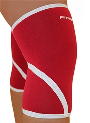 PW Knee Sleeves - red