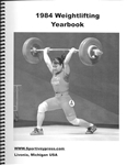 1984 Russian Weightlifting Yearbook