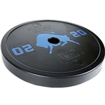 Trial 20kg WP Rubber Training Disc
