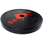 Trial 25kg WP Rubber Training Disc