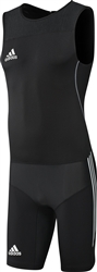 adidas adiPower Weightlifting Suit for men - black/white