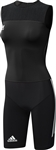 adidas adiPower Weightlifting Suit for women - black/white