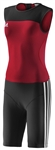 adidas WL CL Suit for women - university red